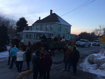 2017 Horse Drawn Wagon Ride